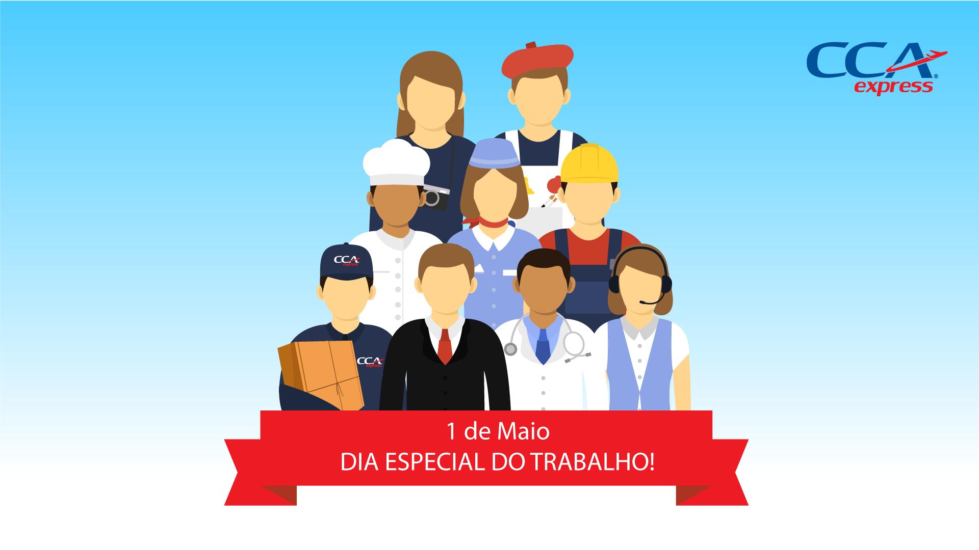 1 de Maio: Superação dos Trabalhadores